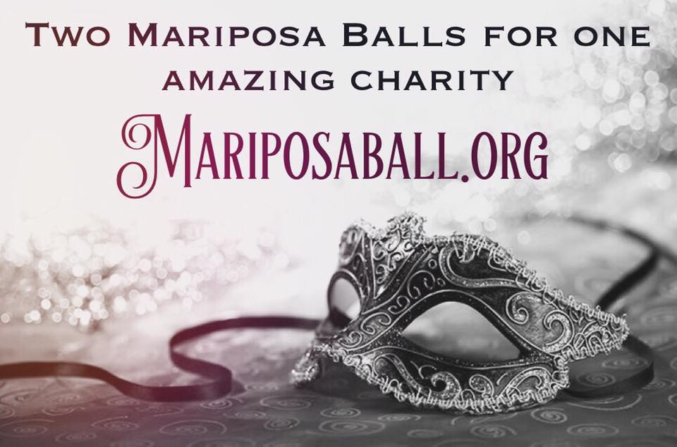 Two Amazing Balls for one amazing Charity