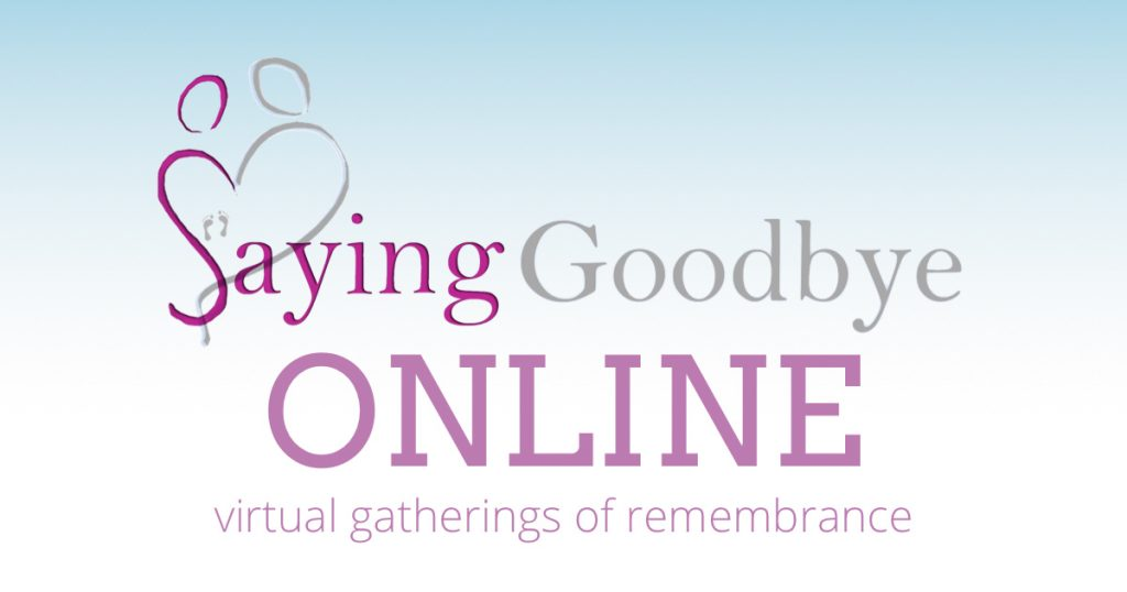 Saying Goodbye Online